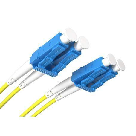 Fibre patch cord LC/UPC-LC/UPC SM Duplex (2m) Opton