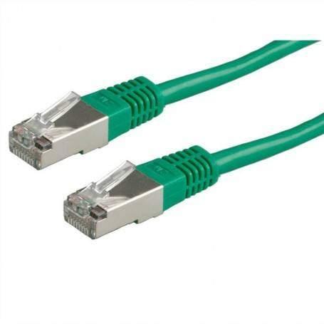 Cordon vert Cat6 (3m) FTP Generique