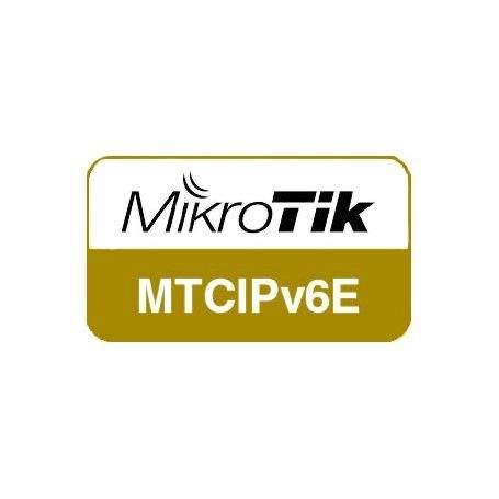 MikroTik Certified Network IPv6 Engineer