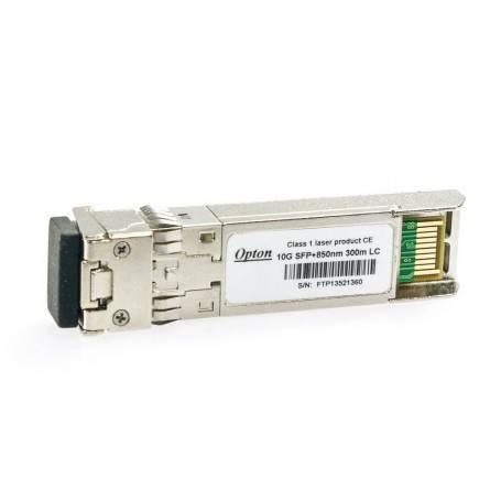 OPTON 10G SFP+ TX850 MM LC 300M (S+85DLC03D) Opton